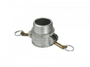 złącze camlock (kamlok) - szybkozłącze B