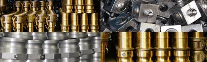 Odlewy aluminiowe i mosiężne